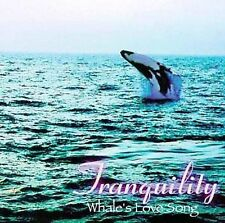 Tranquility: Whale's Love Song Virtual Audio Environments Audio Cd