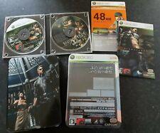 Japanese Xbox 360 Biohazard 5 (Resident Evil 5) Deluxe Edition Steel Book