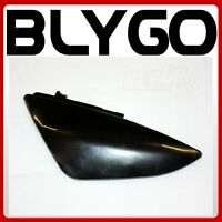 Black Plastic Rear LEFT Side NO Guard Fender CRF50Style PIT PRO Trail Dirt Bike