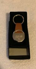McDonald's McCafe Key Chain - NEW - MINT IN PACKAGE