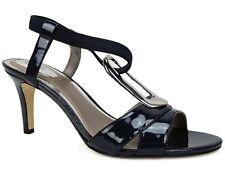 Alfani Women's Destyne Dress Sandals Blue Ink Size 10 M
