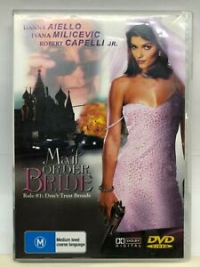Mail Order Bride - DVD - AusPost with Tracking