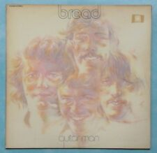 [DAVID GATES] BREAD~GUITAR MAN~1972 UK 12-TRACK VINYL LP + LYRIC INNER [A1/B1]