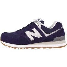 New Balance Ml 574 Hrj Zapatos Azul Gris ML574HRJ Zapatillas Deportivas 373