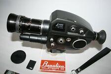 """Super 8 Beaulieu Klassiker Kamera S 2008 super schöner Zustand Optisch Top"""""""""""""""