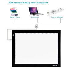 Huion L4s USB Tablette graphique Lumière Dessin Traçant Pochoir Tampon Anime 5mm