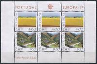 Portugal 1977 Mi. Bl. 20 Block 100% Postfrisch EUROPA CEPT