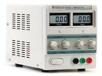 Velleman PS3003U LAB POWER SUPPLY 0-30V / 0-3A DUAL LCD DISPLAY