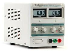 Velleman PS3003U LAB POWER SUPPLY 0-30V / 0-3A DUAL LCD DISPLAY