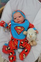 "REBORN BABY DOLLS UP TO 7lbs CHILD FRIENDLY 20"" GEORGE FLOPPY SUNBEAMBABIES GHSP"