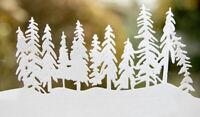 Metal Cutting Dies Cut Die Mold Christmas Tree Scrapbook Craft Mould Stencils