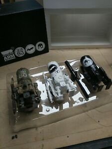 3A Ashley Wood threeA 1/12 WWRp Armstrong Three Pack   NW + DW + JEA  
