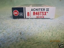 AC Spark Plugs R46TSX R 46 TSX Acniter II Green Ring 5613576 N O S