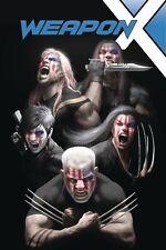 Weapon X #12 MARVEL COMICS COVER A 1ST PRINT HULK BATCH H
