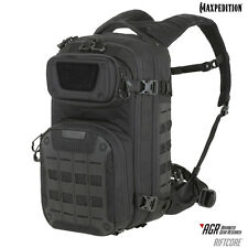 Maxpedition RFCBLK RIFTCORE AGR Tactical Military Backpack CCW Hydration Black