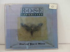 CD 4 titres ROSE CHRONICLES Dead and gone to heaven net053cd
