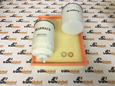 Land Rover Discovery 300tdi Engine Service Kit Oil Air Fuel Filter - BK 0017
