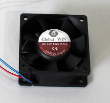 04-13-02435 ventiladores fan global win dc 12 VTW 0 Ball 12v - 60x60x25mm