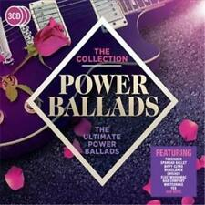 POWER BALLADS The Collection 3CD NEW Foreigner Alannah Myles America Roxette