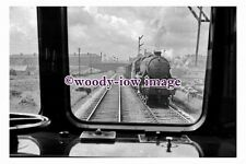bb1020 - BR Railway Engine 45198 at Croes Newydd Junction in 1966 - photograph