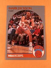 1990 NBA HOOPS - MARK JACKSON #205 MENENDEZ BROTHERS - NICE