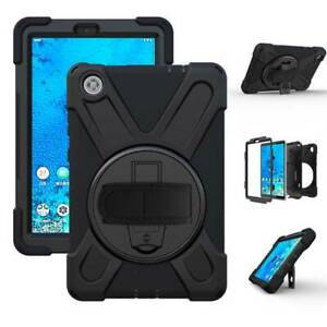 """For Lenovo Tab M8 TB-8505F/8705F HD 8.0"""" Shockproof Heavy Duty Stand Case Cover"""