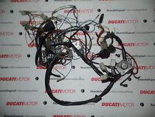 DUCATI Cagiva 350 500 Kabelbaum harness Kabelstrang Kabel Stecker 88-844