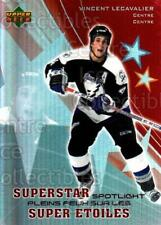2005-06 McDonalds Upper Deck Superstar Spotlight #10 Vincent Lecavalier