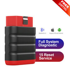 Car Diagnostic Tool Launch Scanner Full System Bluetooth Automotive Reader Engin