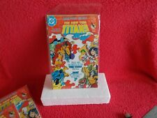 """D.C. COMICS LOT OF THREE COUNT (3) MINT """"THE NEW TITANS"""" ALL ISSUE # 15 ......."""
