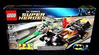 LEGO DC Comics Super Heroes BATMAN THE RIDDLER CHASE Flash Minifig Toy Set 76012
