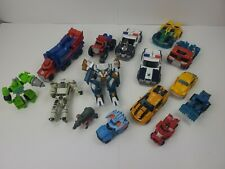 Hasbro Transformers lot of 15, figures