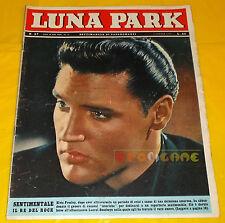 LUNA PARK 1963 n. 17 Elvis Presley