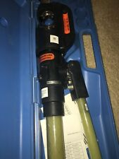 Thomas and Betts TBM14M 14Ton Hydraulic Crimper with 3dies