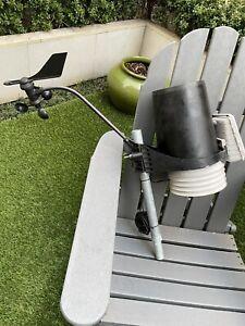 Davis 6152 Weather Station-Vantage 2 Pro Wireless, Software & Mounting Pole Kit