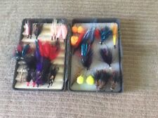 Scientific Angler 6�x 1 3/8� X 4 � Fly Box Case With 38 Quality Flies B42
