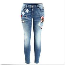Pantalones de Moda 2018 Jeans Colombianos Levanta Cola Ropa de Mujer Vaquero