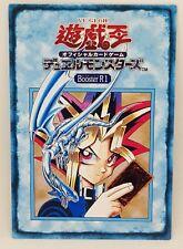 Yu Gi Oh Japanese Character Tip Rule Card Blue-Eyes White Dragon Yami Yugi blue