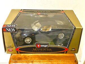 1/18 Scale Maserati 3200GT Coupe Diecast Car Model Bburago Burago Made In Italy