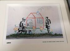 Banksy Foreclosure Limited Edition Print