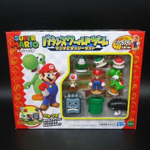Super Mario Balance World Game Mario & Yoshi Board Game 6+ Epoch
