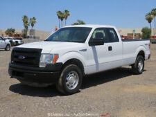 2014 Ford F150 4Wd SuperCab Pickup Truck 5.0L V8 A/T A/C Tow Long Bed bidadoo