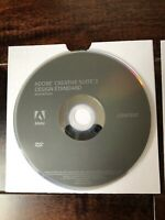 ADOBE Creative Suite Design Standard CS3 - Mac - Retail License plus Discs