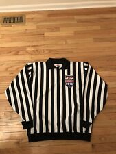 USA Hockey Authentic 2009-10 CCM Referee Jersey Men's Size L