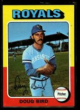 1975 TOPPS #364 DOUG BIRD ROYALS NM/MT D020338