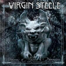 CD - Nocturnes Of Hellfire & Damnation von Virgin Steele (2015)+neu und ovp+