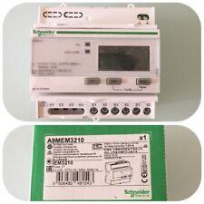 Contador de Energia Digital Trifasico iEM3210 Schneider Ref: A9MEM3210
