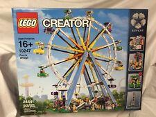 Lego Creator 10247 Ferris Wheel BRAND NEW Sealed PERFECT BOX Retired set