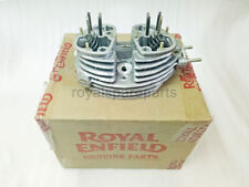 Genuine Royal Enfield 350cc Cylinder Head Assembly 140778 with Valves & Springs