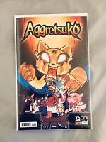 Aggretsuko #1 (Oni Press) 1st Print Comic! Netflix NM